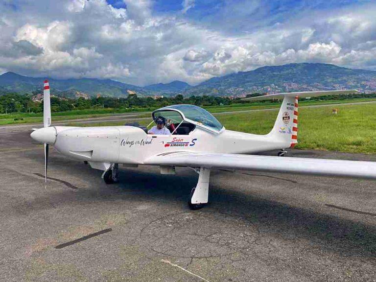 Planeador Aeroclub