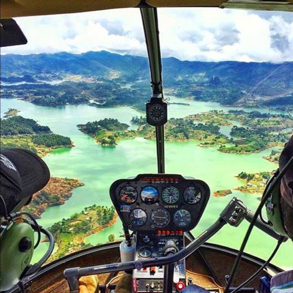 Tour Helicóptero